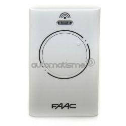 Télécommande FAAC XT2 868 SLH blanc