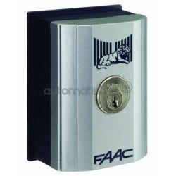 Contacteur à clé FAAC T21E