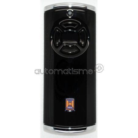 Télécommande HORMANN HS4 BS noir