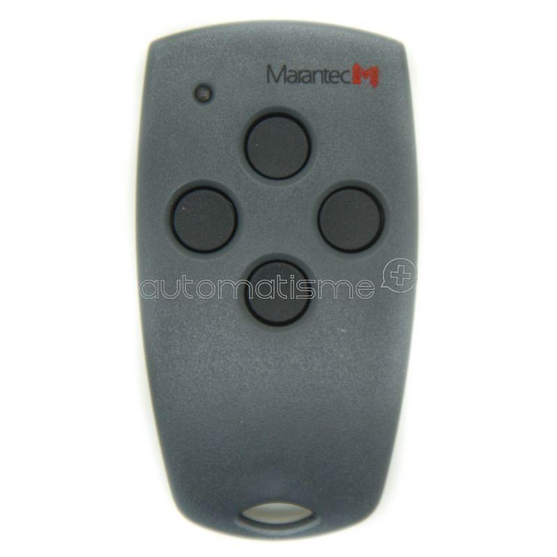 Télécommande MARANTEC Digital 304 868Mhz