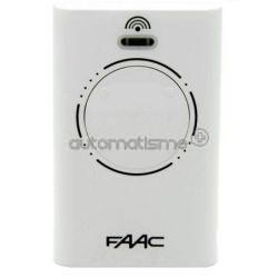 Télécommande FAAC XT4 868 SLH blanc