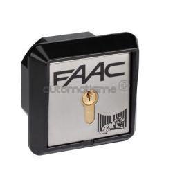 Contacteur à clé FAAC T21I