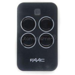 Télécommande FAAC XT4 433 RC