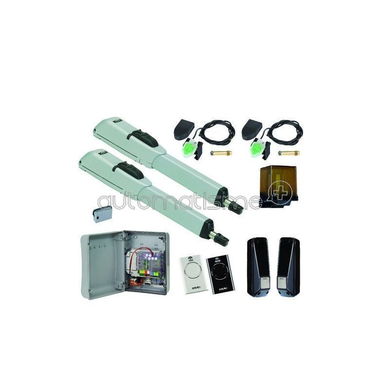 Kit portail battant FAAC LONGMASTER 230 V