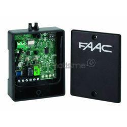 Récepteur FAAC XR2 2 canaux 433Mhz