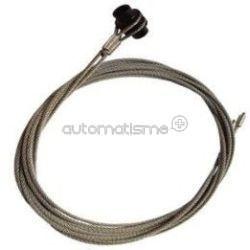 Double câble Ferrure Z 2080